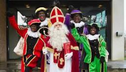 Sinterklaas op de Windvang