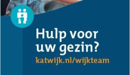 Nieuw wijkteam gemeente Katwijk